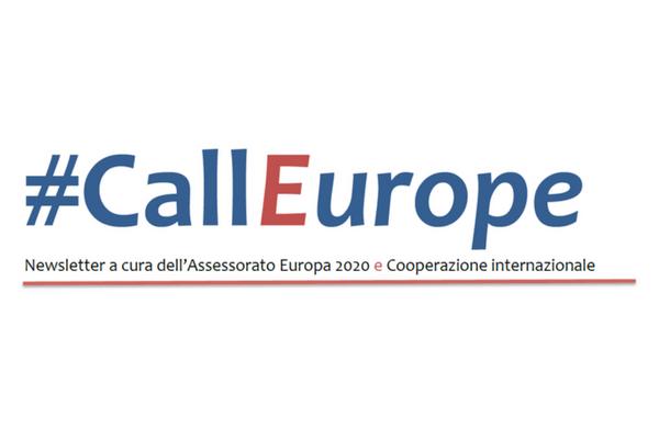 CallEurope newsletter