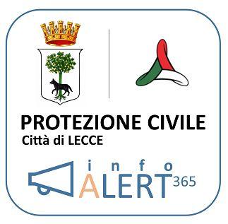 Info Alert 365 - Protezione Civile Lecce