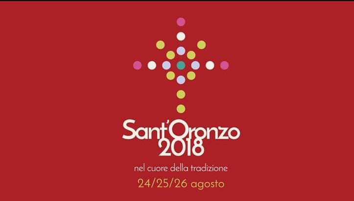 Sant'Oronzo 2018