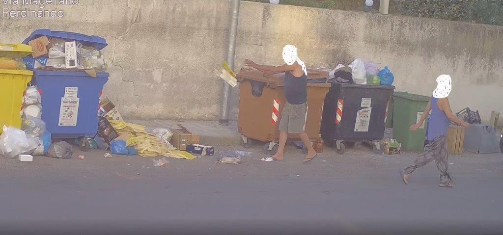 abbandoni rifiuti