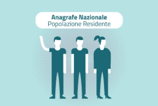Anagrafe Nazionale della Popolazione Residente