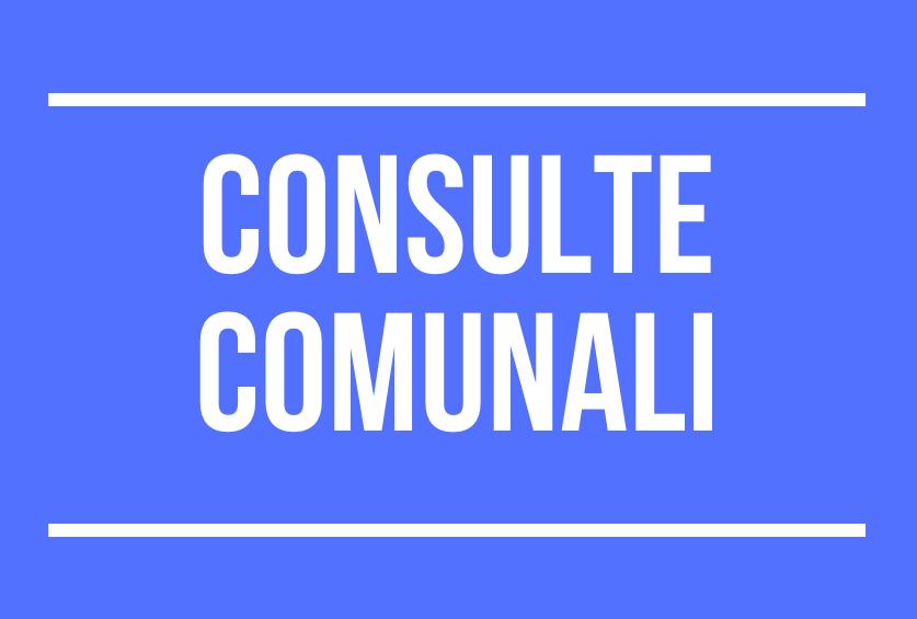 Consulte Comunali