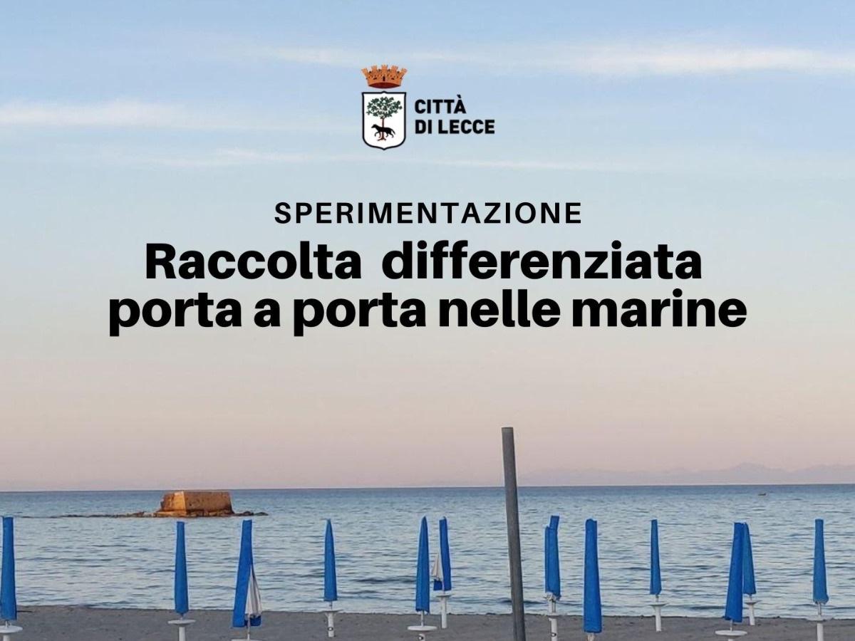 differenziata marine