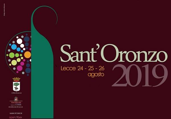 Festa di Sant'Oronzo 2019