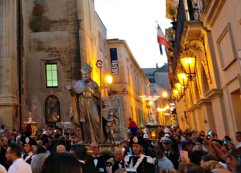 Processione Sant'Oronzo
