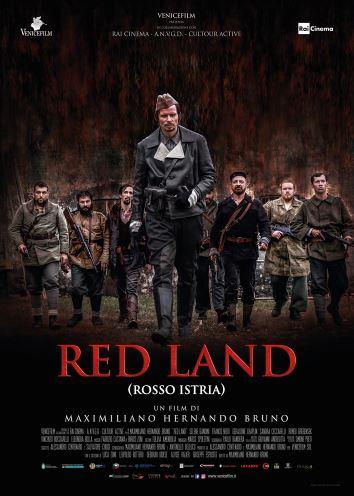 Locandina Red Land