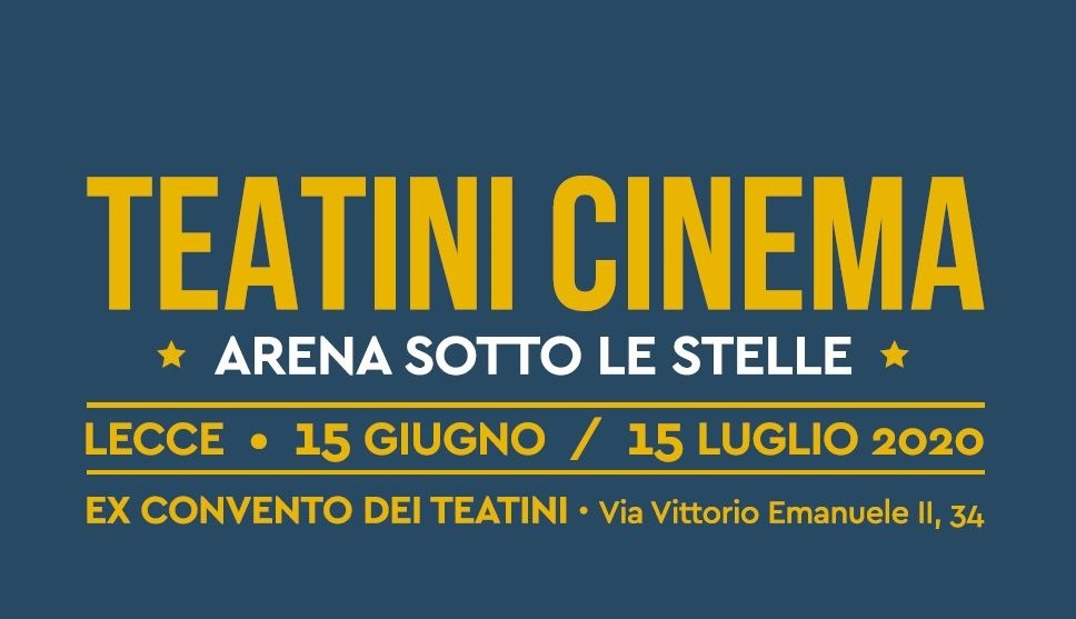 teatini cinema 2020 news