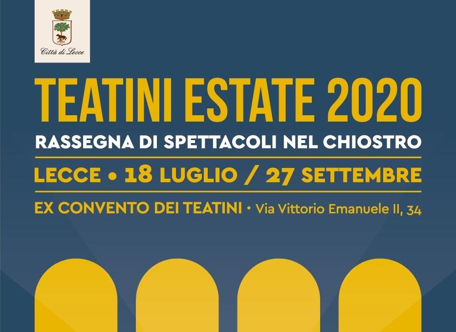 teatini estate 2020 news